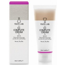 Youth Lab CC Complete Cream SPF30 Normal - Dry Skin 50ml