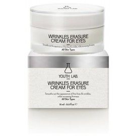 Youth Lab Wrinkles Erasure Cream For Eyes All Skin Types 15ml